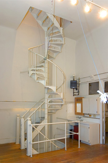 Fire House Stairs