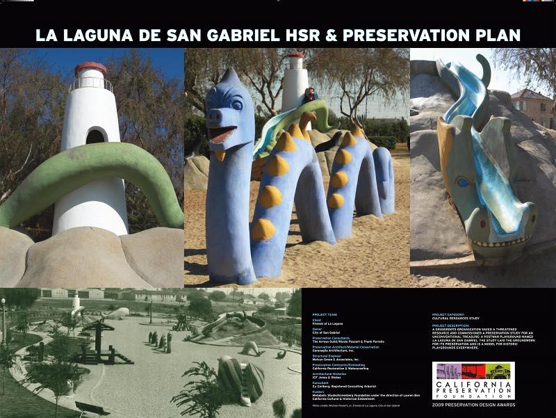 La Laguna de San Gabriel, San Gabriel