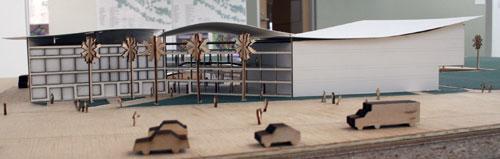 Architectural Model by Mark Serrata
