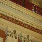 Interior Details in the Old Mint